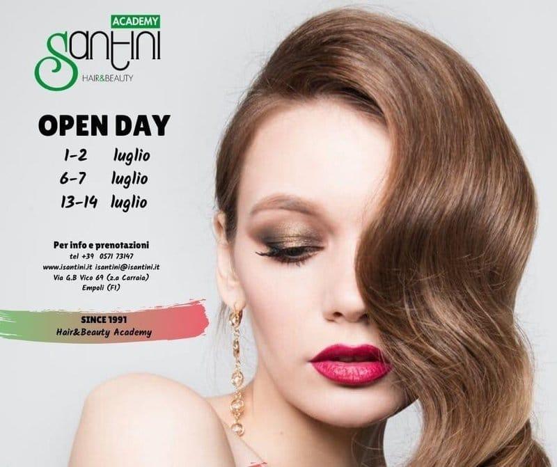 Accademia i Santini Openday